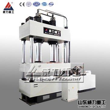 400吨三liang四柱液压机价格