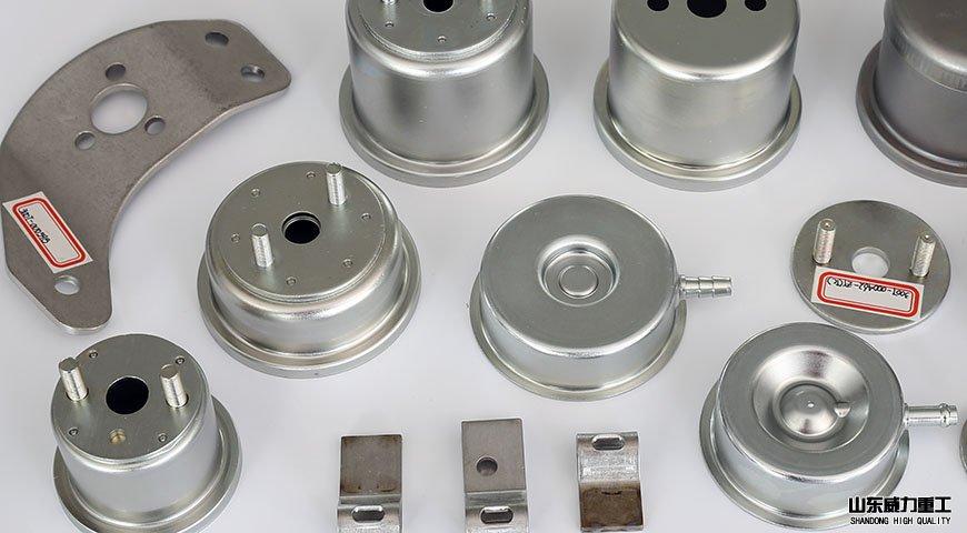 框架式液压机chong压成型件