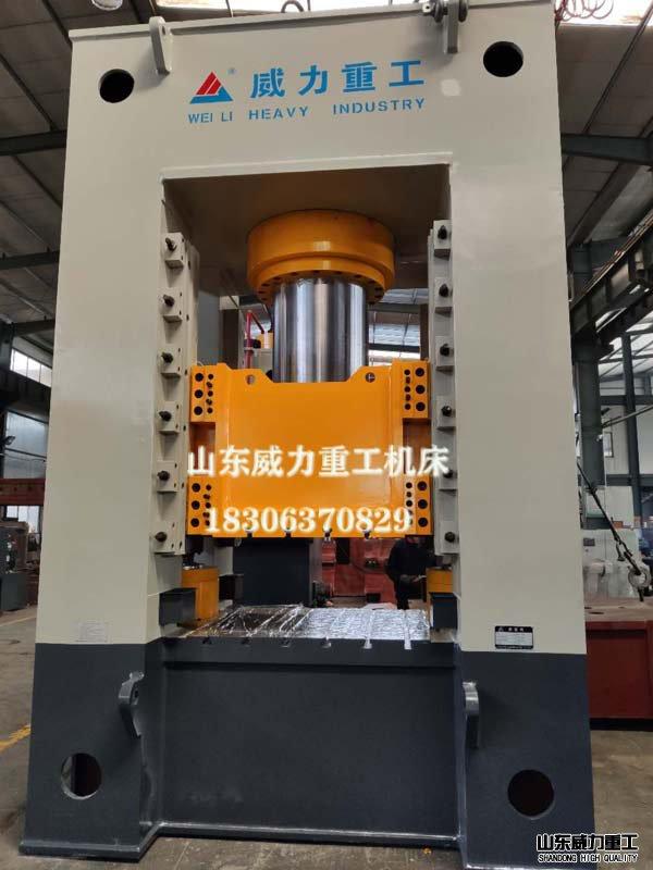 YW34K-800T框架式液压机