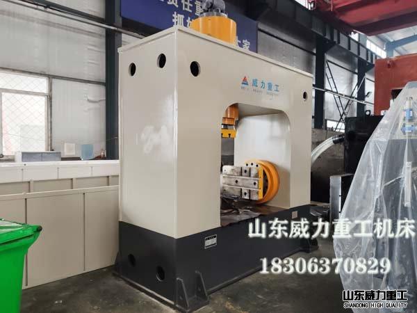 框架式多xiang锻zao液压机