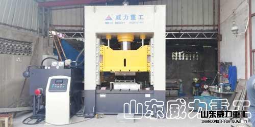 上海315吨框架shi液yaji客户现场图